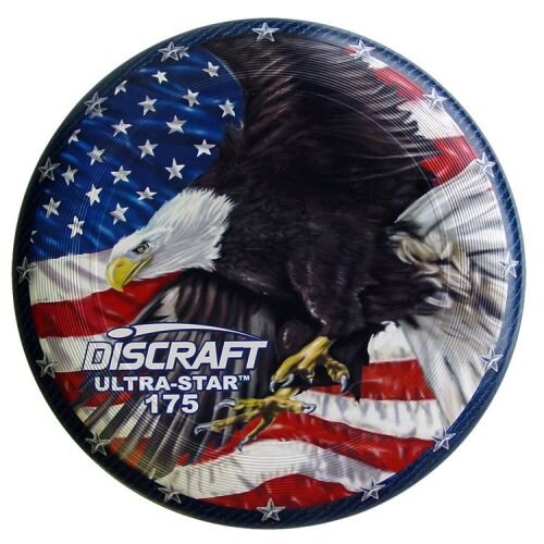 Фрисби Discraft Ultra-Star SuperColor Орел
